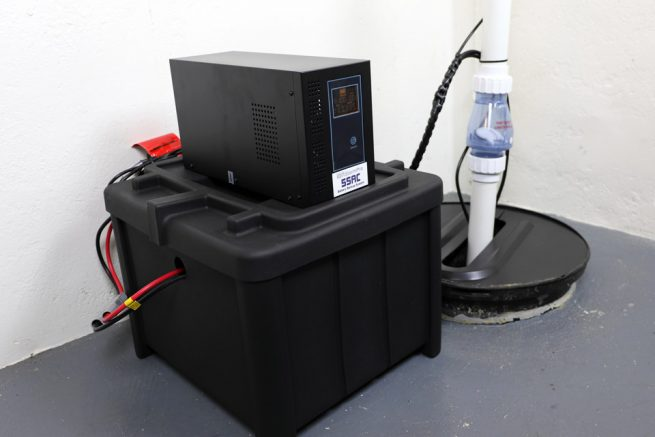 Help Deciding on Battery Backup Sump Pump System