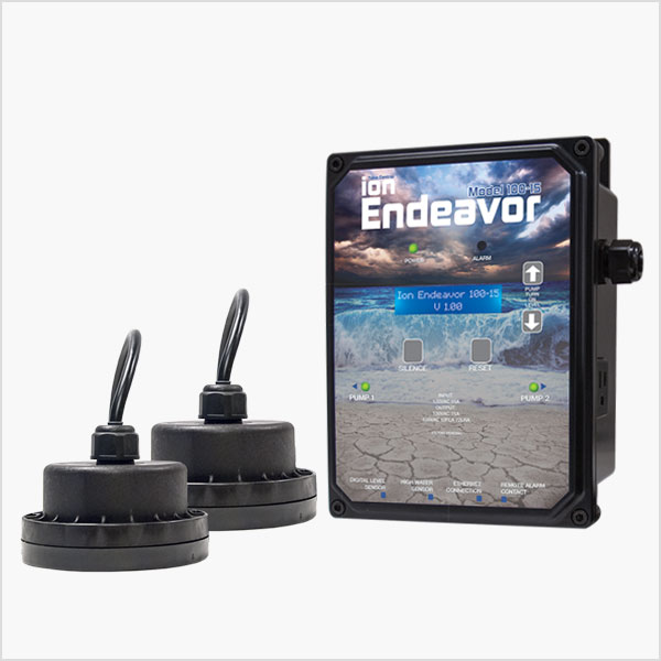Ion Endeavor Smart Sump Pump Controller and Sensor