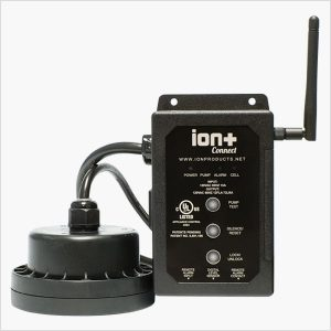 Ion+ Connect Digital Pump Level Controller and Sensor