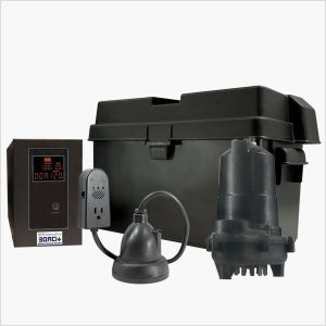 Ion Technologies 30ACi+ Battery Backup Sump Pump System