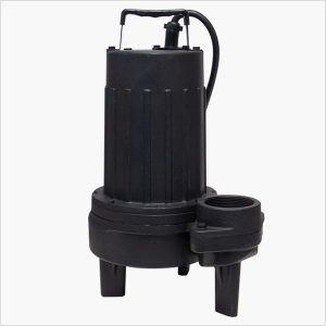 Ion Technologies SEF100 High Flow Sewage Ejector Pump