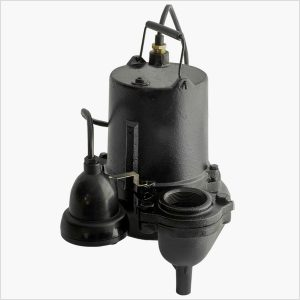 Ion Technologies SHK50i Sewage Ejector Pump