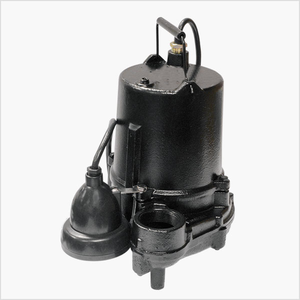 Ion Technologies SPH40i Sewage Ejector Pump