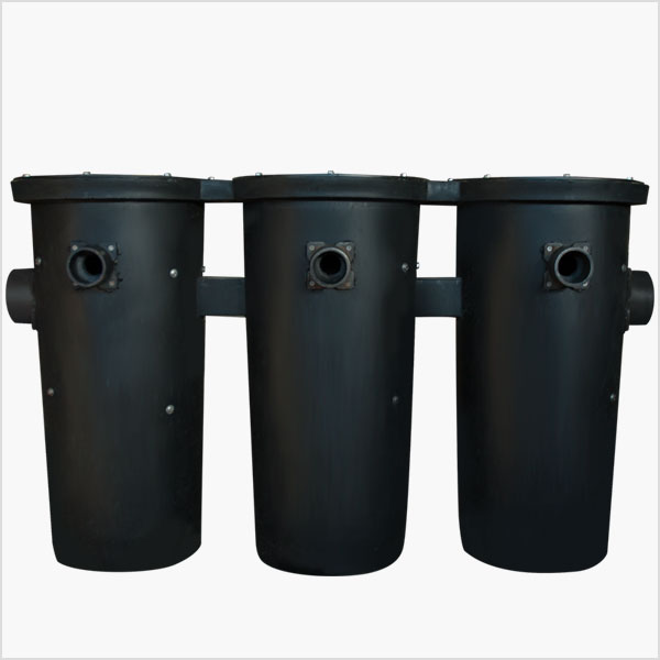 Ion Technologies Triple Poly Sump Basin System