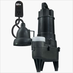 Ion Technologies X-ONEi+ Submersible Pump with High Water Alarm