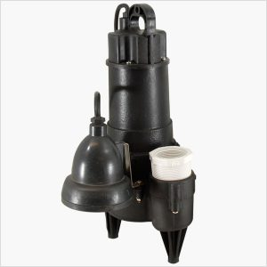 Ion Technologies X-ONEi Submersible All In One Pump