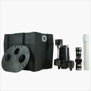 Ion Technologies Under Sink Sump Basin Package