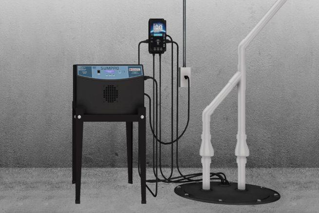 Help Choosing Battery Backup Sump Pump System for Basement