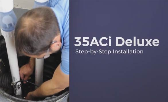 35ACi Deluxe Battery Backup System