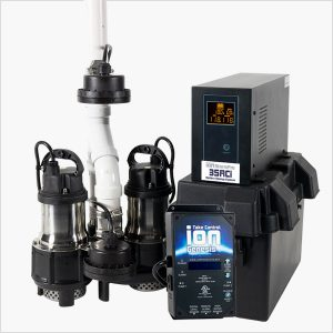 35ACi Power Pac Battery Backup Sump Pump System