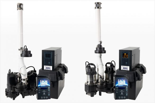Pre-Piped Power Pac Backup Sump Pump Systems