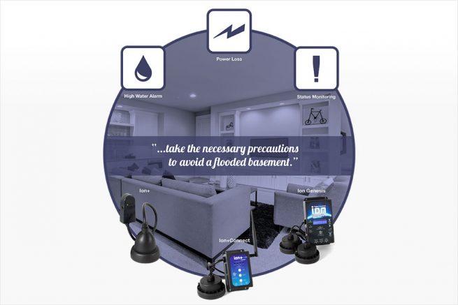 Sump Pump Alarms Allow for Proactive Basement Flood Prevention