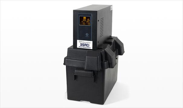 Ion Technologies 35AC Backup Sump Pump System Inverter