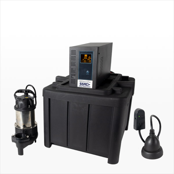 Ion Technologies 55ACi+ Battery Backup System
