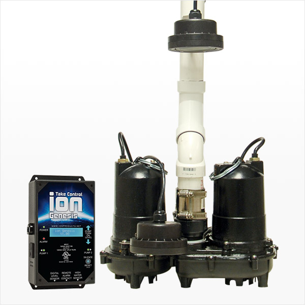 Ion Technologies MPPII Sump Pump System
