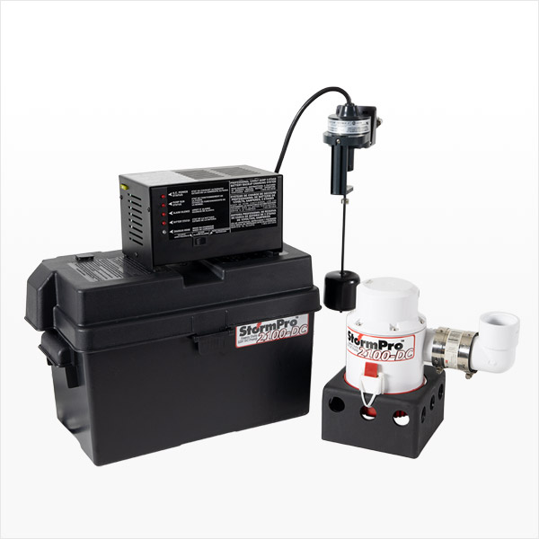Ion Technologies StormPro 2100-DC Battery Backup System