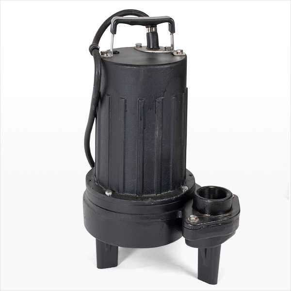 Ion Technologies SEF100 1 HP High Flow Sewage Ejector Pump