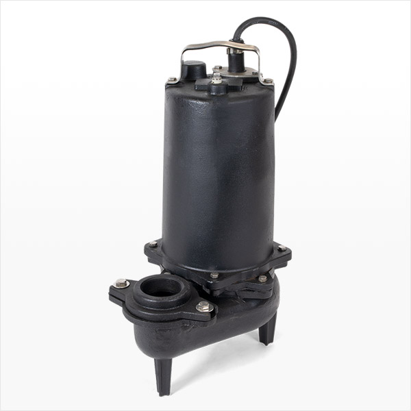 Ion Technologies SEH100 1 HP High Head Sewage Ejector Pump