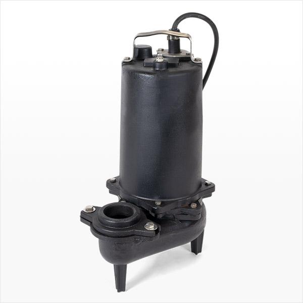 Ion Technologies SEH50 1/2 HP High Head Sewage Ejector Pump