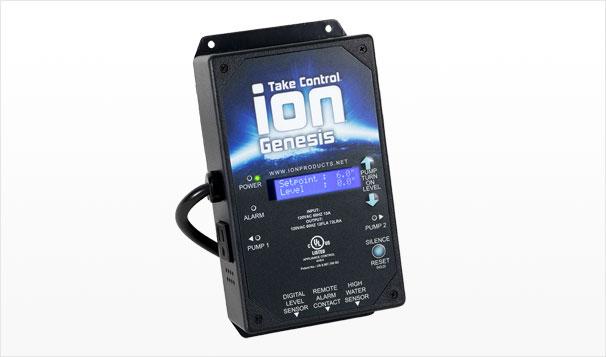 Ion Genesis Sump Pump Controller