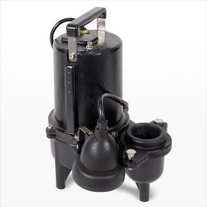 Ion Technologies SE60i 6/10 HP Sewage Ejector Pump
