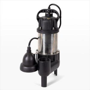 Ion Technologies SHV40i 1/2 HP Sewage Ejector Pump