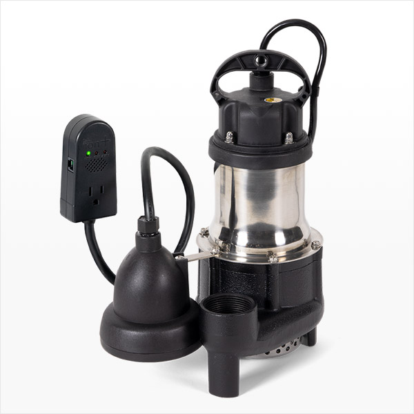Ion Technologies BA33i+ 1/3 HP Sump Pump