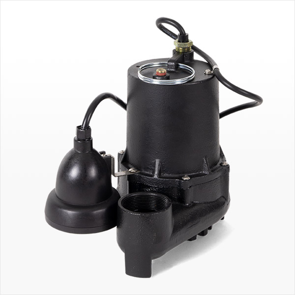 SH50i 1/2 HP Sump Pump
