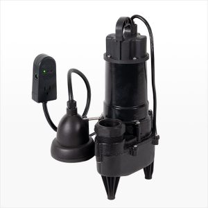 Ion Technologies X-ONEi+ 1/2 HP Submersible All In One Pump